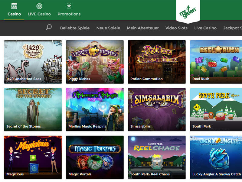 Spielen Sie Blackjack Online! CHF 100 Bonus jetzt bei Mr Green