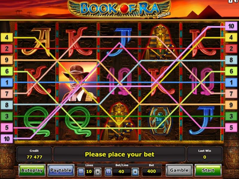 Book Of Ra Online Um Geld Spielen