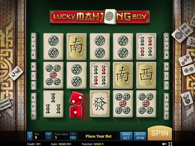 Mahjong spielen
