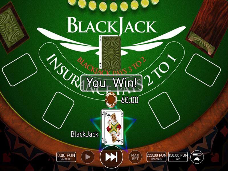 Blackjack 21 spielen